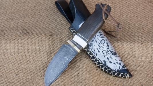 нож Снежный барс