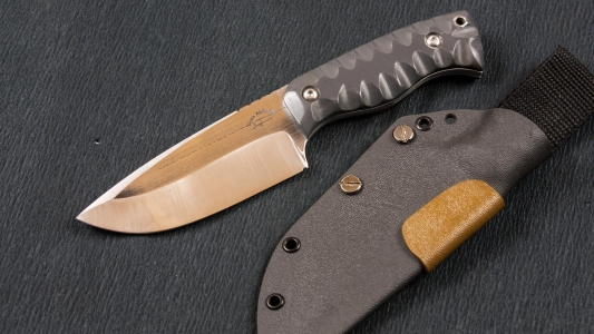 нож *Серый*
