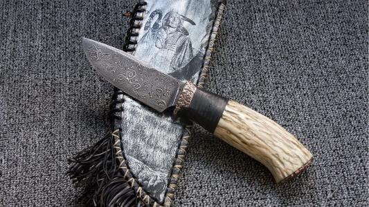 нож Прерии