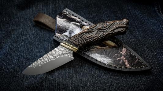Нож Волчок