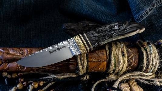 Нож Птица