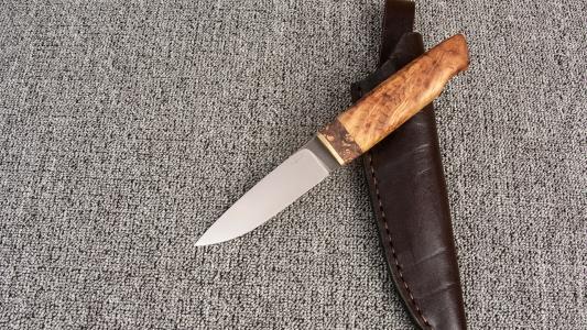 Нож акациевый