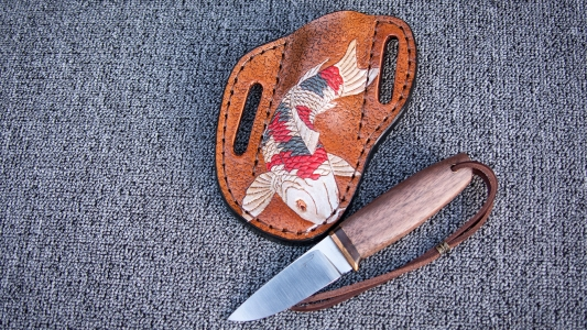 нож *Рыбка*