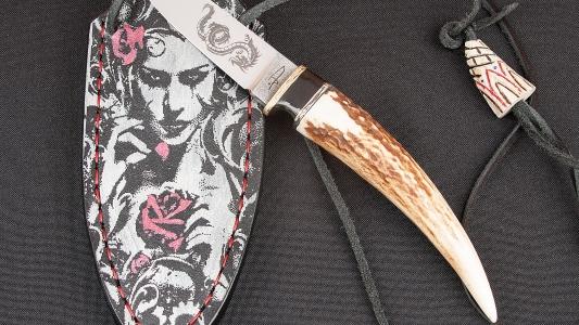 Нож *Нимфа*