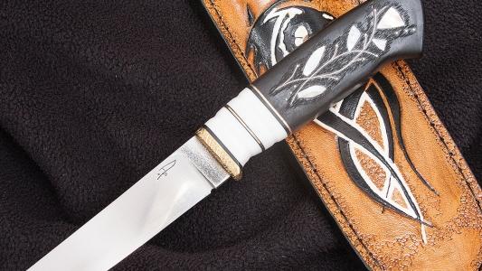 нож * Перламутровый*