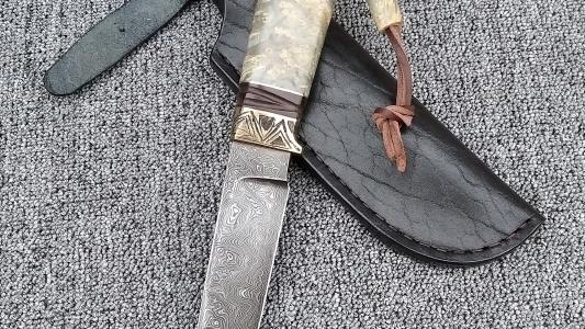 Нож * Лесной охотник*
