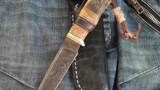 нож *Солто*