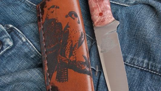 Пара рабочих ножей